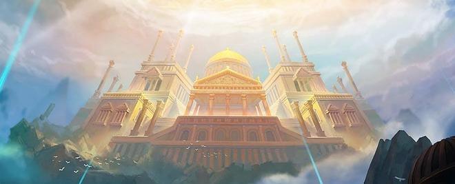 Небесные Силы, Олимп, арии